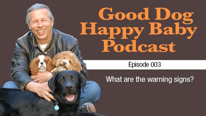 003: Will My Dog Bite My Baby? The Warning Signs You Need To Know