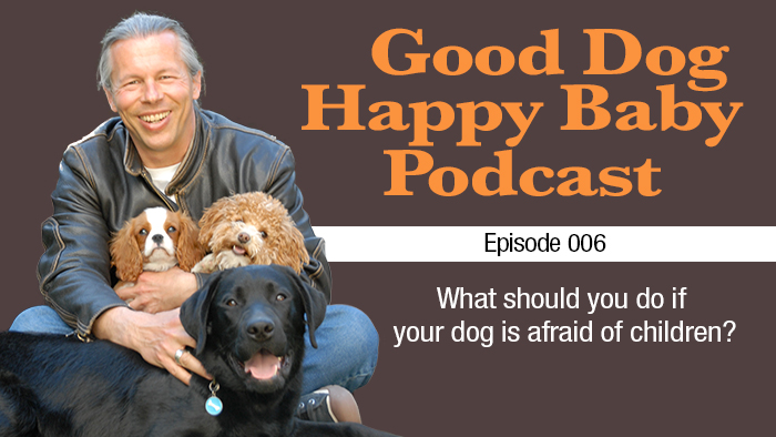 006: What Should I Do If My Dog Is Afraid Of Children
